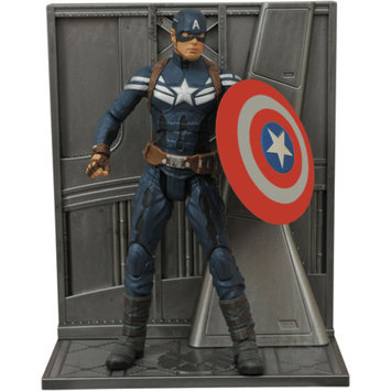 Diamond Selects Toys Marvel Select Captain America: The Winter Soldier Action Figure