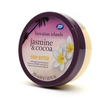 Boots Hawaiian Islands Body Butter