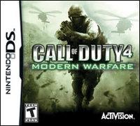 Activision Call of Duty 4: Modern Warfare