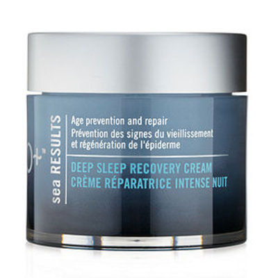 H2O Plus Sea Results Deep Sleep Recovery Cream