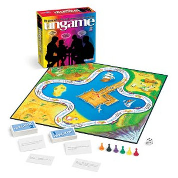 Talicor Family Games The Ungame Board Game