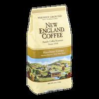 New England Coffee Hazelnut Creme Medium Roasted Freshly Ground