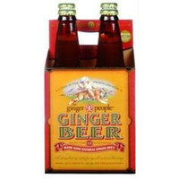 The Ginger People Ginger People Beer (6x4Pack )