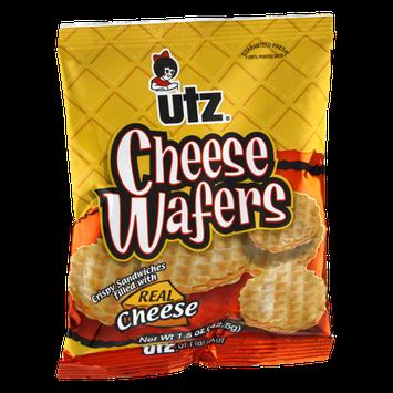 Utz Cheese Wafers Crispy Sandwich Snacks