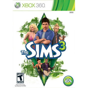 Electronic Arts 19425 The SIMS 3 X360