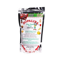 Nopalina Flax Seed Plus Linaza - 16oz