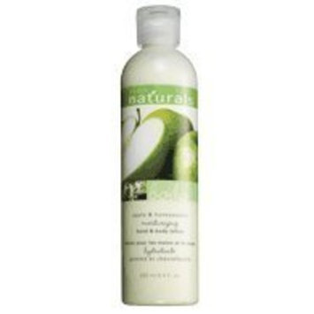 Avon Naturals Moisturizing Hand and Body Lotion Apple and Honeysuckle