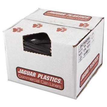 Jaguar Plastics JAGR4347HH Repro Low-Density Trash Can Liners, 43