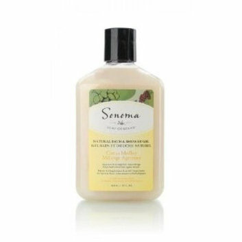 Sonoma Soap Company Bath and Shower Gel Citrus Mefley 12 fl oz