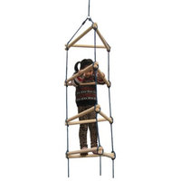 Swing-N-Slide Triangle Rope Ladder