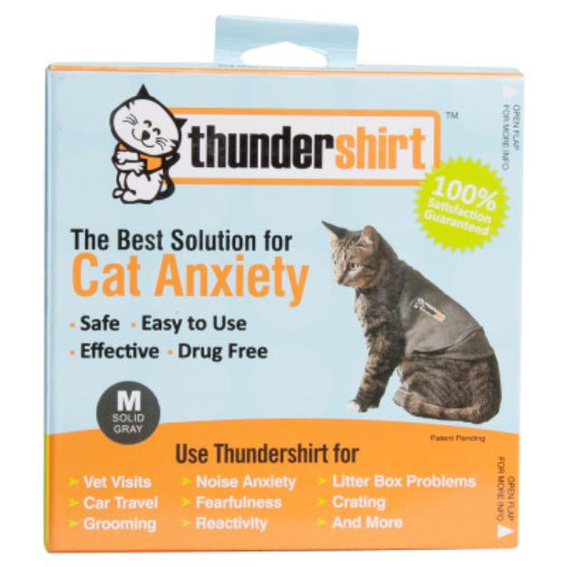 Thundershirt Cat Anxiety Shirt