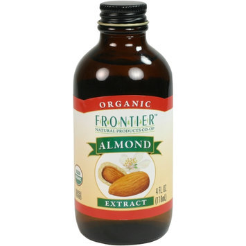 Frontier Certified Organic Almond Extract