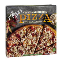 Amy's Pizza Vegan Margherita with Daiya Cheese