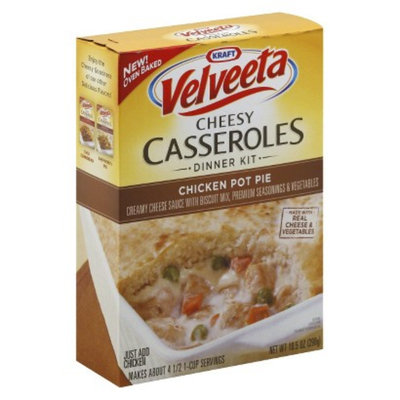 Velveeta Cheesy Casseroles Chicken Pot Pie 10.5 oz