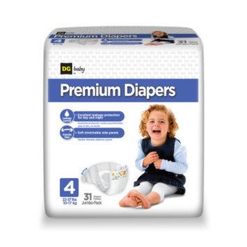 DG Baby Jumbo Diaper Size 4 - 31ct
