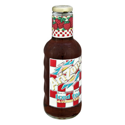Arizona Sun Brewed Style Raspberry Flavor Iced Tea
