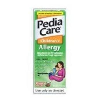Pediacare Children's Allergy Liquid-Cherry-4 oz.