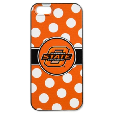 Coveroo Inc Coveroo, Inc. Oklahoma State Cowboys iPhone 5 Thinshield Snap-On Case