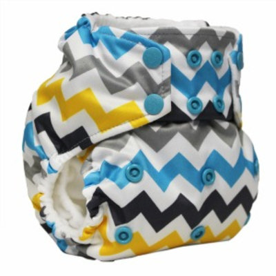 Kanga Care Rumparooz One Size Cloth Pocket Diaper, Charlie Snap, 1 ea