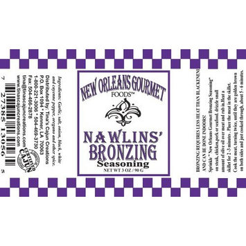 New Orleans Gourmet Bronzing Seasoning
