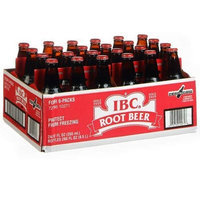 IBC Root Beer - 24/12 oz. bottles