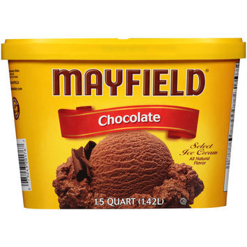Mayfield Chocolate Select Ice Cream