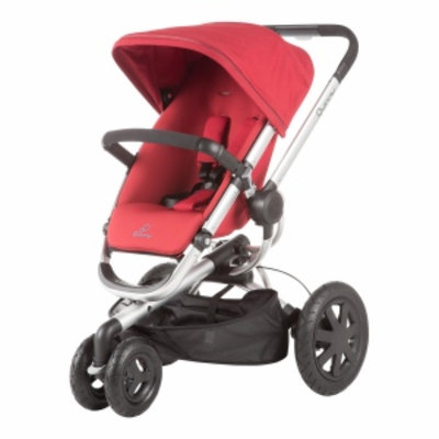 Quinny Buzz Xtra Stroller, Red Rumor, 1 ea