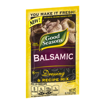 Good Seasons Balsamic Dressing & Recipe Mix