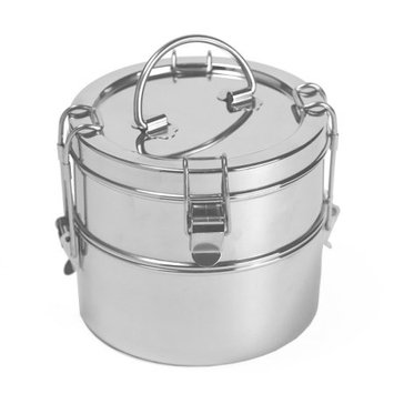 Togoware To-GoWare Two Tier Stainless Steel Tiffin
