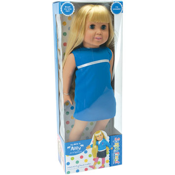 Fibre Craft 7090F-01F Springfield Collection Pre-Stuffed Doll 18