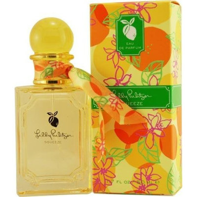 Lilly Pulitzer Squeeze By Lilly Pulitzer For Women Eau De Parfum Spray 3.4 Oz