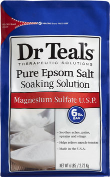 Dr.Teal's® Pure Epsom Salt Magnesium Sulfate U.S.P. Soaking Solution