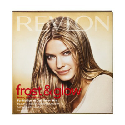Revlon frost glow honey highlights for medium to dark brown revlon frost glow honey highlights for medium to dark brown hair pmusecretfo Image collections
