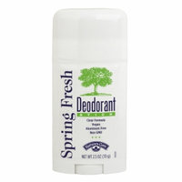 Nature's Gate Deodorant Stick Spring Fresh 2.5 oz - Vegan