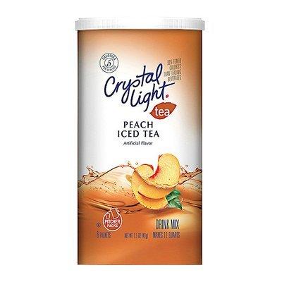 Crystal Light Peach Sugar Free Iced Tea Mix