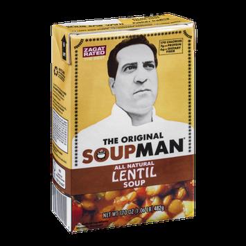 The Original Soupman Lentil Soup