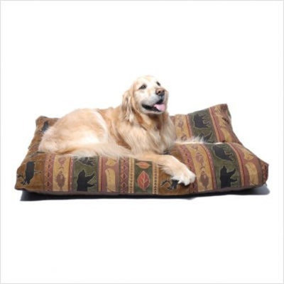 CPC Northwoods Tapestry Pet Bed