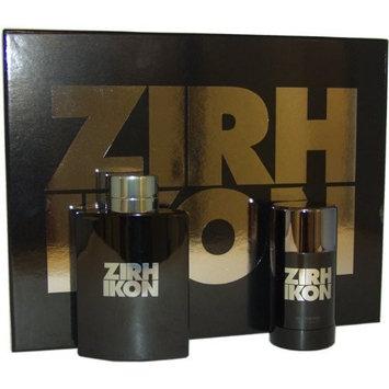 Zirh International Ikon Men Eau De Toilette Spray Deodorant Stick by Zirh, 2 Count
