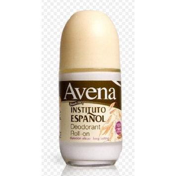 Instituto Espanol Avena Roll-on Deodorant 2.5 Oz (PACK OF 2)