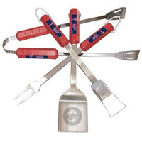 Siskiyou Sports 05117 Minnesota Twins BBQ Set