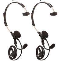 Motorola 53865 (2-Pack) Headset w/ Swivel Boom Microphone