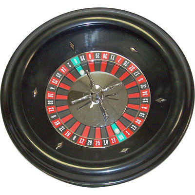 Trademark Poker 18 inch Roulette Wheel Multi