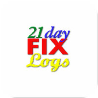 virgil itliong 21 Day Fix Logs