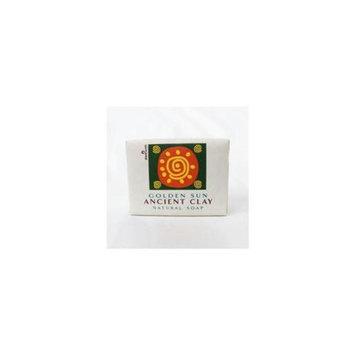 Zion Health Clay Bar Soap - Golden Sun - 10. 5 oz - 1228683