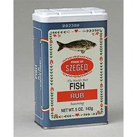 Szeged Fish Rub 5 oz.