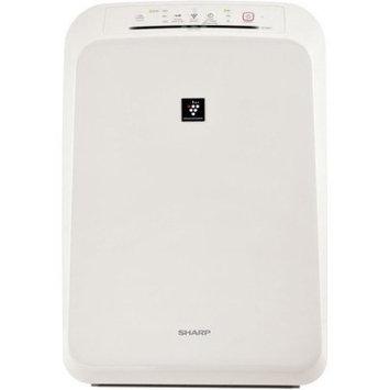 Sharp - Console Air Purifier - White