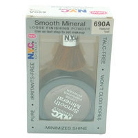 N.Y.C. Smooth Mineral Loose Finishing Powder Natural Veil 690A