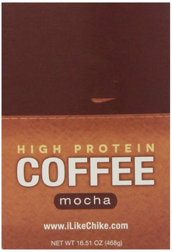 Chike Nutrition High Protein Coffee Mocha - 12 Packets