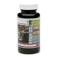NutraOrigin Omega-3 Fish Oil 1000mg with D3
