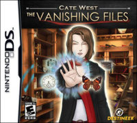 Destineer Cate West The Vanishing Files
